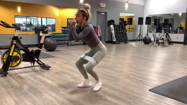 At Home Week 6, Day 3: Lower Body